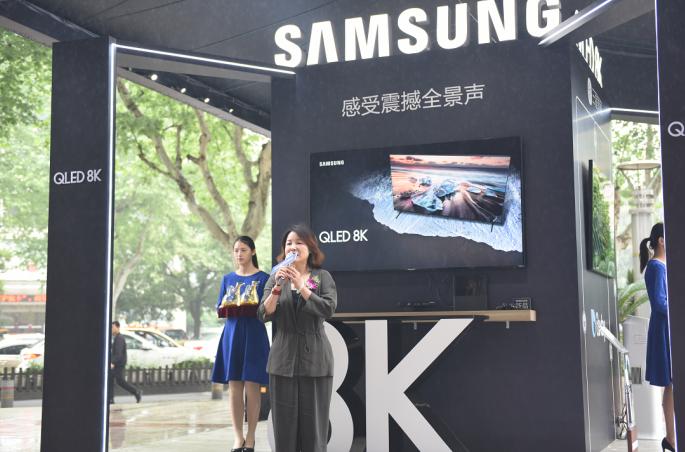 """遇见杭州""""星""""生活,三星QLED 8K电视创立全新""""视界"""""""
