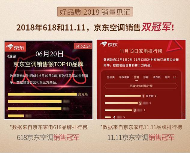 """今年618电商平台争夺品牌 奥克斯空调成热门"""""""
